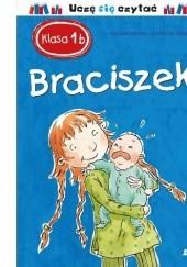 Okładka książki Klasa 1b. Braciszek Helena Bross