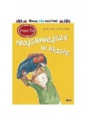 Okładka książki Klasa 1b. Najsilniejszy w klasie Helena Bross