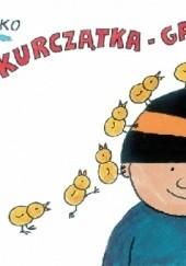 Okładka książki Kurczątka - Gapiszątka Bohdan Butenko