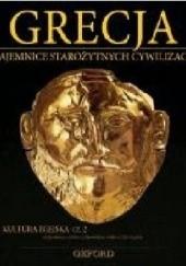Okładka książki Grecja. Kultura egejska cz. 2
