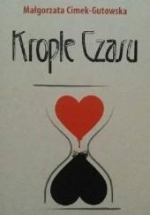 Okładka książki Krople czasu Małgorzata Cimek-Gutowska