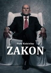 Okładka książki Zakon Piotr Kościelny