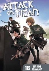 Okładka książki Attack on Titan #18 Isayama Hajime
