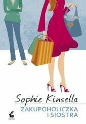 Okładka książki Zakupoholiczka i siostra Sophie Kinsella