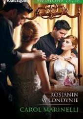 Okładka książki Rosjanin w Londynie Carol Marinelli