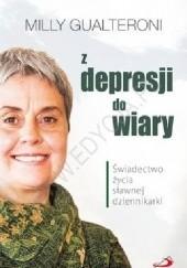 Okładka książki Z depresji do wiary Milly Gualteroni
