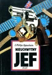 Okładka książki Nieuchwytny Jef