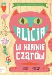 Okładka książki Alicja w krainie czarów Jennifer Adams