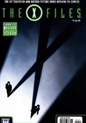 Okładka książki X-Files #0 Frank Spotnitz