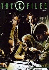 Okładka książki X-Files #1 Frank Spotnitz