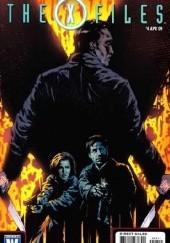 Okładka książki X-Files #4 Marv Wolfman