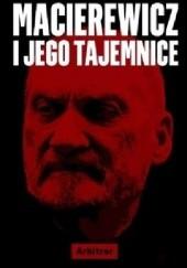 Okładka książki Macierewicz i jego tajemnice Tomasz Piątek