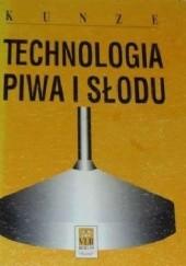 Okładka książki Technologia piwa i słodu Wolfgang Kunze