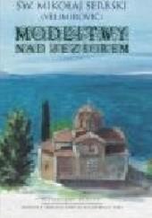 Okładka książki Modlitwy nad jeziorem Mikołaj Serbski
