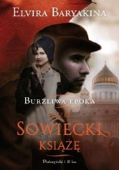 Okładka książki Sowiecki książę Elvira Baryakina