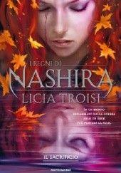 Okładka książki Il sacrificio Licia Troisi