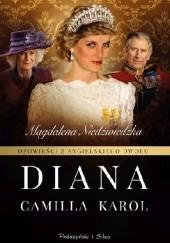 Okładka książki Opowieści z angielskiego dworu. Diana Magdalena Niedźwiedzka