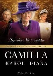 Okładka książki Opowieści z angielskiego dworu. Camilla Magdalena Niedźwiedzka