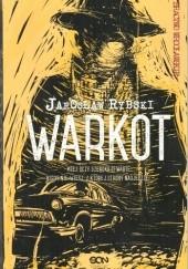 Okładka książki Warkot Jarosław Rybski