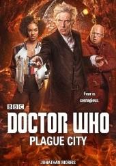 Okładka książki Plague City Jonathan Morris