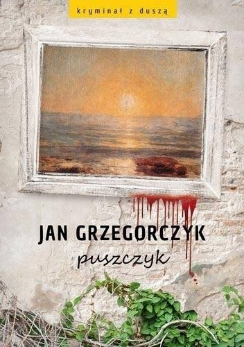 Okładka książki Puszczyk Jan Grzegorczyk