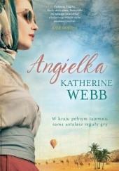 Okładka książki Angielka Katherine Webb