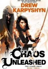 Okładka książki Chaos Unleashed Drew Karpyshyn