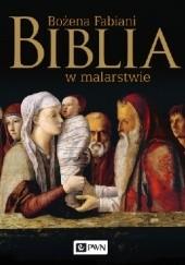 Okładka książki Biblia w malarstwie Bożena Fabiani