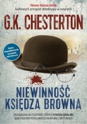 Okładka książki Niewinność księdza Browna Gilbert Keith Chesterton