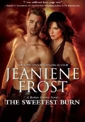 Okładka książki The Sweetest Burn Jeaniene Frost