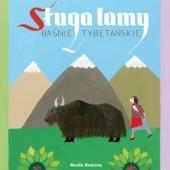 Okładka książki Sługa lamy. Baśnie tybetańskie Elżbieta Walter