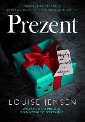 Okładka książki Prezent Louise Jensen