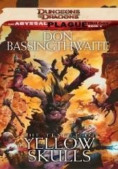 Okładka książki The Temple of The Yellow Skulls