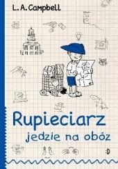 Okładka książki Rupieciarz jedzie na obóz Tom 2