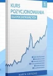 Okładka książki Kurs pozycjonowania (poziom podstawowy) Marta Gryszko