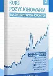 Okładka książki Kurs pozycjonowania (poziom zaawansowany) Marta Gryszko