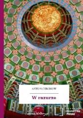 Okładka książki W razurze Antoni Czechow