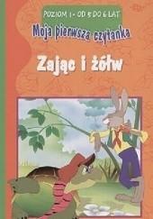 Okładka książki Zając i żółw