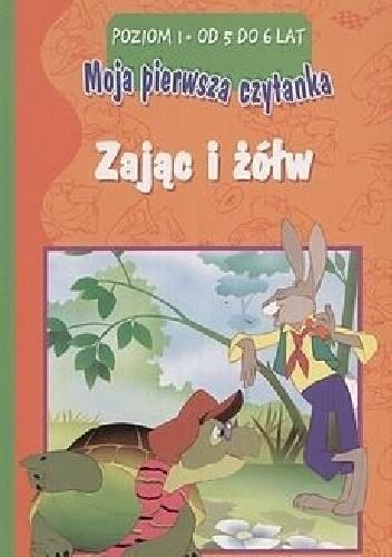 Okładka książki Zając i żółw Van Gool