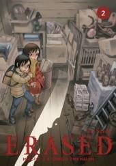 Okładka książki ERASED Miasto, z którego zniknąłem 2 Kei Sanbe