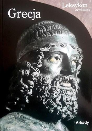 Okładka książki Grecja Stefania Ratto