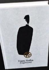 Okładka książki Zaginiony Franz Kafka