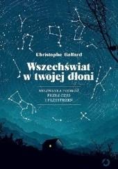 Okładka książki Wszechświat w twojej dłoni Christophe Galfard