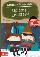 Okładka książki Upiorne andrzejki