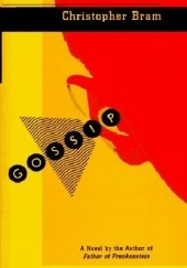 Okładka książki Gossip Christopher Bram