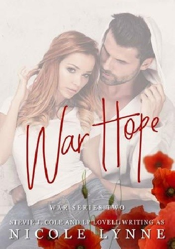 Okładka książki War Hope Nicole Lynne