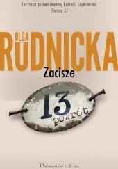 Okładka książki Zacisze 13. Powrót Olga Rudnicka