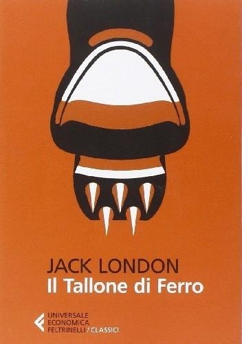 Okładka książki Il tallone di ferro Jack London