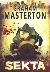 Okładka książki Sekta Graham Masterton