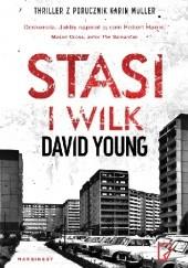 Okładka książki Stasi i wilk